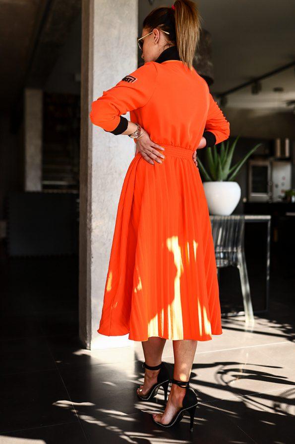 sukienka 1502 pomarańczowy (1)