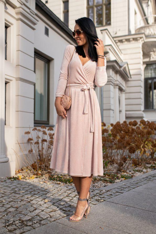 sukienka-1339-puder-róż-1